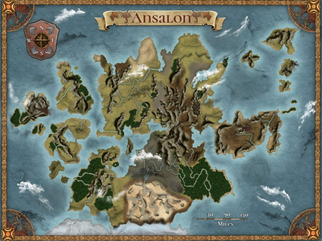 Ansalon Dragonlance