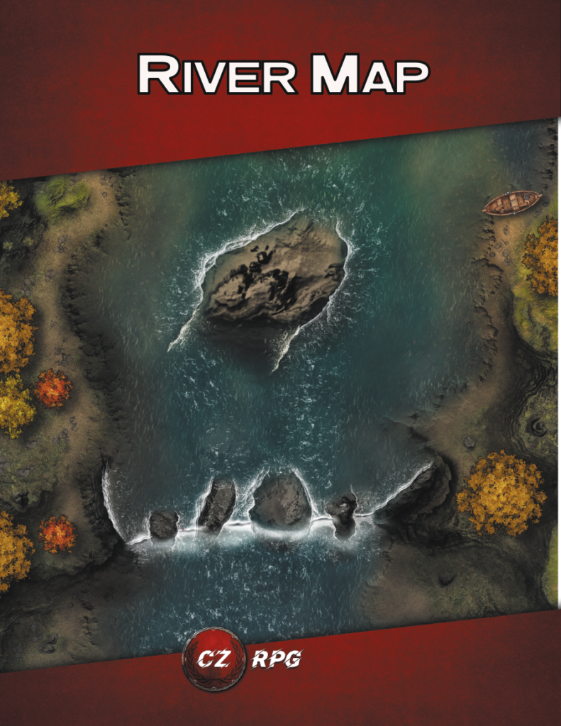 River Map cover