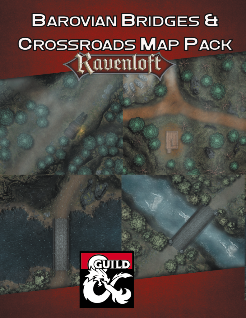 Barovian Bridges & Crossroads Map Pack Cover_1_1