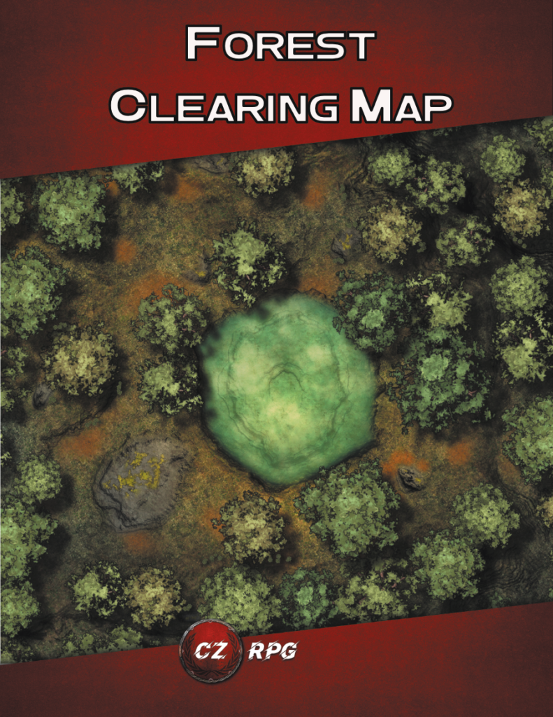 Forest Clearing Cover