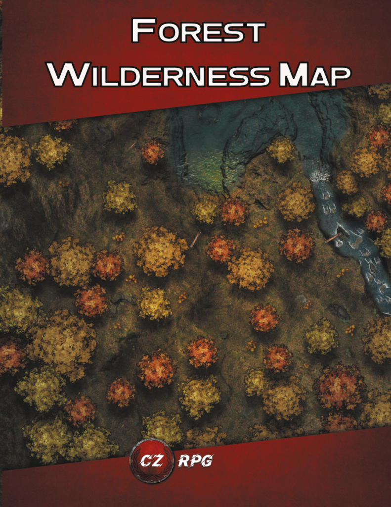 Forest Wilderness Cover