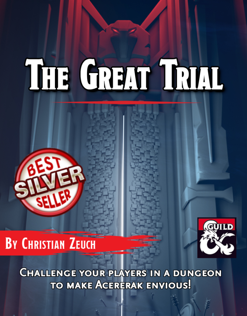 The Great Trial Cover