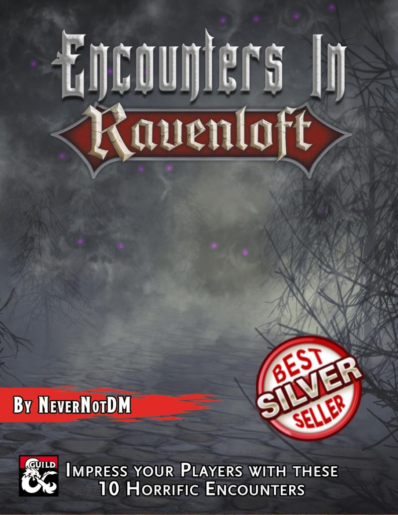 Encounters in Ravenloft Metal