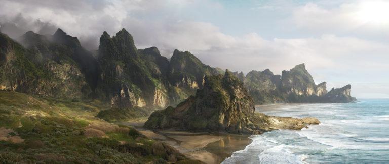 The Sunken Shore