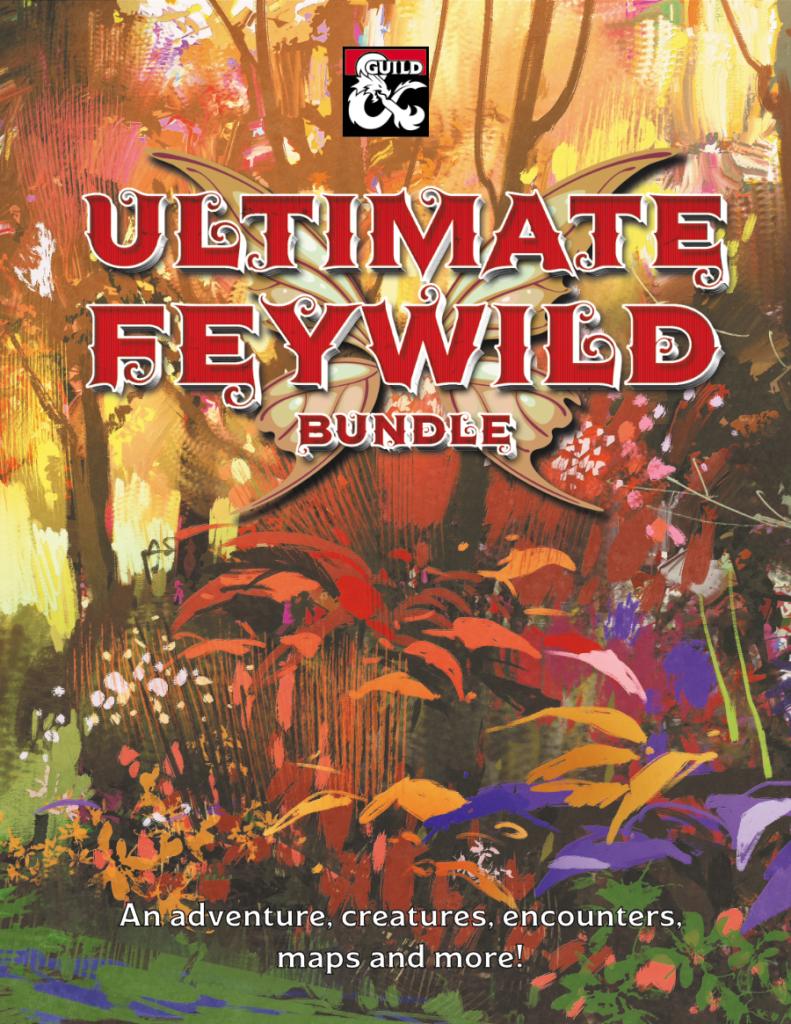 Ultimate Feywild Bundle Cover