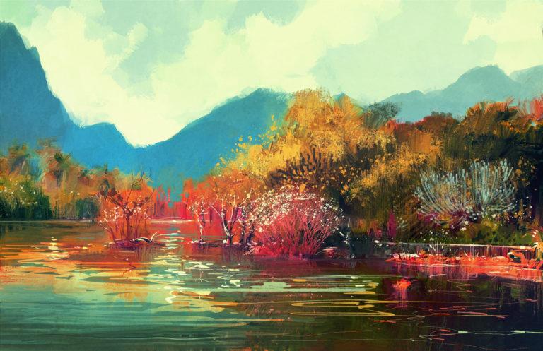 Sarbern's Lowlands Art